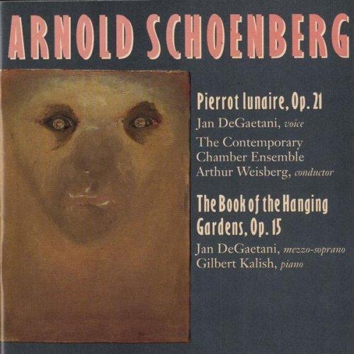 Schönberg : Les Mélodies Pierrot